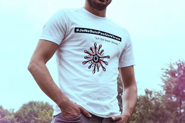 Themen T-Shirt weiß von www.abstreichkarten.de